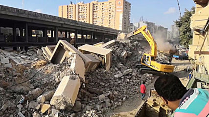 Egypt: Alexandria mosque demolished to make way for road