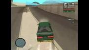 Gta Sa Nissan Silvia S13 Drift
