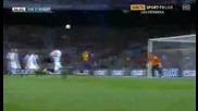 Барселона - Севилия 1:0, Алвеш (36)