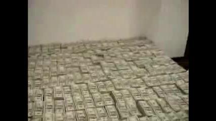 Така изглеждат 207 милиона долара в една стая !
