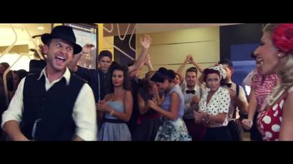 Nencho Balabanov & Joanna Dragneva feat. Dj Rossko- Dai mi Vreme (official Video) Hd