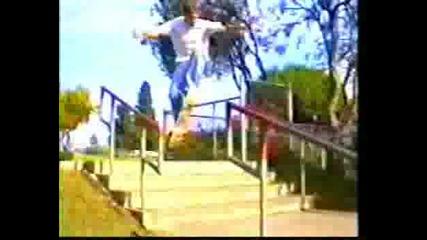 Rodney Mullen Скейтборд Трикове