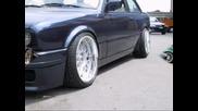 За Феновете на Mercedes 190 и Bmw E30