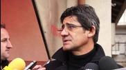 Костов: Всеки играч е длъжен да се жертва в името на отбора