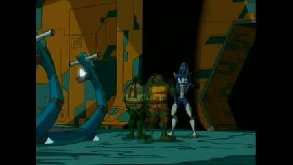 kostenurkite ninja epizod 15