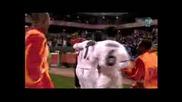 Сърбия - Гана 0 - 1 A. Gyan 84 (дузпа)