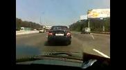 с Ваз 2104 по магистралата 180 км/ч