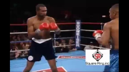 Roy Jones Jr Highlight