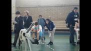 Държавния шампионат на гребен ергометър 2012- момчета