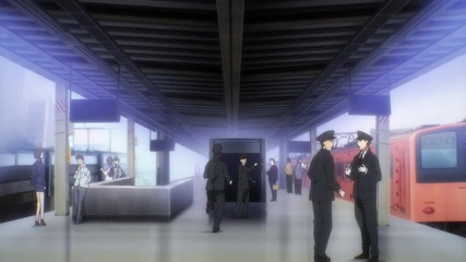 [lonelywarrior] Rail Wars 720p Episode 2 Bg Subs