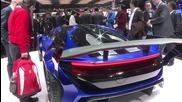 Switzerland: China's Techrules TREV and Apollo Arrow supercars hit Geneva Motor Show