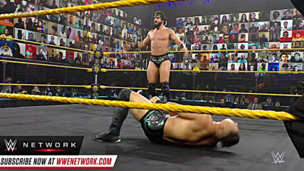 August Grey & Jake Atlas vs. Ariya Daivari & Tony Nese: WWE 205 Live, March 5, 2021
