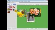 Picasa-създаване на колаж