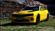 Жълта книжка! Колко точно е луд Chevrolet Camaro