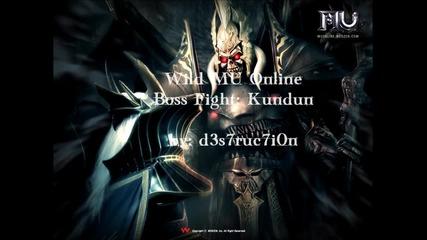 Wild Mu Online - Boss Fight: Kundun