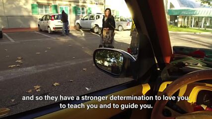Local Heroes: Magic cab driver