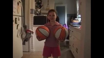 7-годишно момиче с изумителни умения!