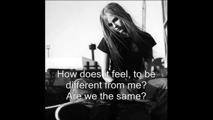 Avril Lavigne - How Does It Feel + Lyrics