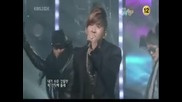 Brian (fly to the Sky) - My Girl [music Bank 15.01.2010]