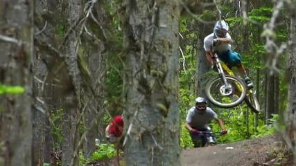 Downhill - зарибяващ