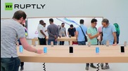 Apple Opens First Middle East Store in Dubai
