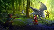 Celtic Gate Vol.6 Into a magical forest Celtic Music