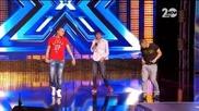 X Factor 23.09.2014 - Искам да съм рапер - да пея някви песни