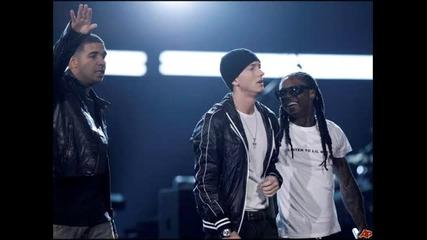 Eminem ft Drake & Lil Wayne - Fresh Like Me