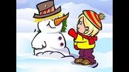 Владето - Снежен човек ( Над смълчаните полета )