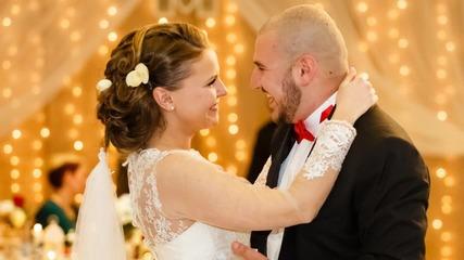 Сватбеният ден на Десислава и Иван