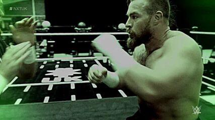 Joe Coffey is ready to handle kingdom business against Rampage Brown: NXT UK, July 29, 2021