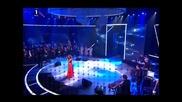 Jelena Tomasevic Bosiljcic - Jutro ( Eurovision show 10. 03. 2012 )