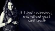 Miley Cyrus - Take Me Along Lyrics