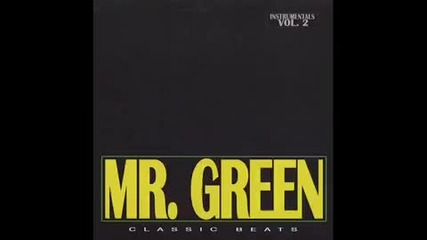 Mr. Green - Life Or Death (instrumental)