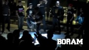 Monster Woo Fam Krump Crowd Battle Vol 6