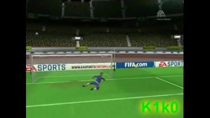 Fifa 2010 - Amazing Gameplay