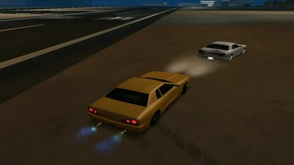 Gta airport drift's