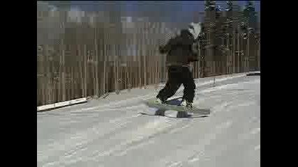 Сноуборд - Ice 270 Out