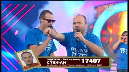 """Wosh Mc и Тити Папазов изпълняват песента """"Проблеми"""" - VIP Brother финал (17.11.2014г.)"""