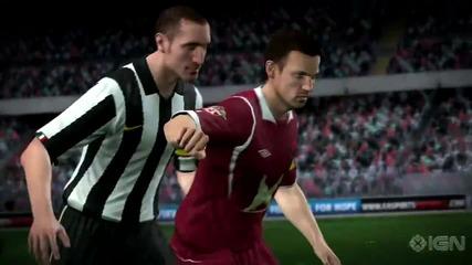 Fifa 11 Trailer - Gamescom '10