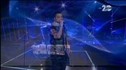 Станимир Маринов - X Factor Live (30.10.2014)