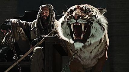 The Walking Dead - Season 7 - Comic-con Trailer (превод)