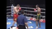 K-1 World Grand Prix 2001 Полу-финал Alexander Ignashov vs Frcancico Filho