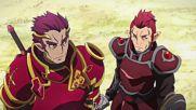 Sword Art Online - 20 [bg subs][720p]