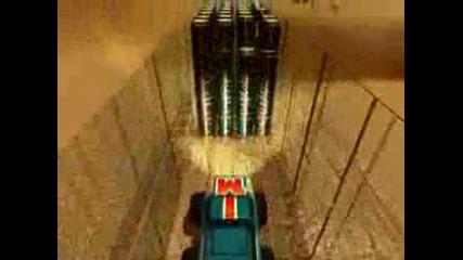 Monster Trucks Nitro Trailer