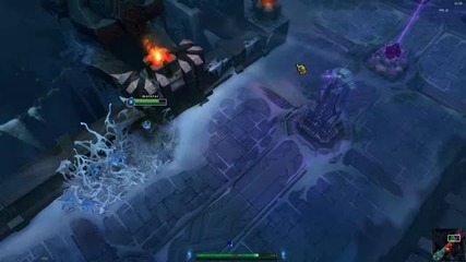 New Aram Map League of Legends