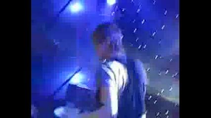 Chris And Richie - Backstage - Bravo Supershow 08-на сцената