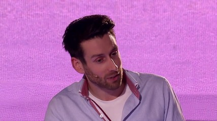 Едва ли сте гледали такъв трик! - Britain's Got Talent 2015