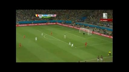 Мондиал 2014 - Белгия 2:1 Сащ - Белгия оцеля след спираща дъха драма след 120 минути игра!