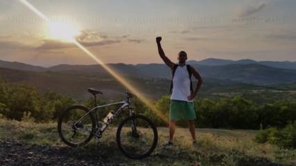 11 част - Обиколка на великата Родопа планина с колело 2015 - през Дяволският мост